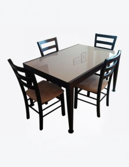 Presto 4 Seater Dining Table